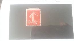 LOT 236028 TIMBRE DE FRANCE NEUF* N�135