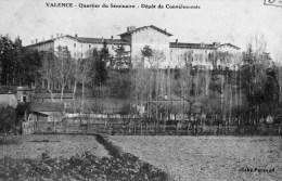 412Cx   26 Valence Quartier Du Seminaire Depot De Convalescence (vue Pas Courante) - Valence