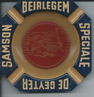 BROUWERIJ DE GEYTER BEIRLEGEM SAMSON SPECIALE ......... ASBAK - Cendriers