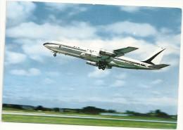 V 615  BOEING 707 B D AIR FRANCE 1968 - 1946-....: Moderne