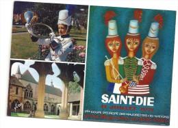 V 620 SAINT-DIE  1ERE COUPE D EUROPE DES MAJORETTES 1971 - Saint Die