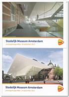 Nederland 2012, Postfris MNH, Folder 466, City Museum Amsterdam - Period 1980-... (Beatrix)