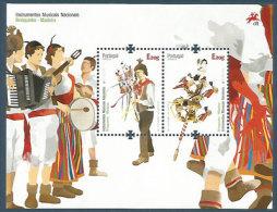 Musique Et Folklore De L'île De Madère. Un BF Neuf ** - Musik
