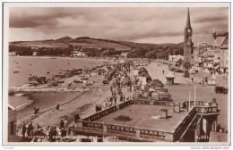 1953 LARGS - VICTORIA ESPLANADE AND BAY