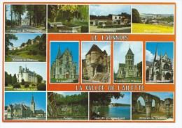 CP ANIZY LE CHATEAU, PAISSY, ROYAUCOURT, CHATEAU DE LIZY, BOURGUIGNON, CORBENY, MONTCORNET, LE LAONNOIS, AISNE 02 - France