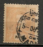 Timbres - Portugal - Macao - 1898 - 1 Avo - - Macao