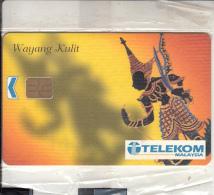MALAYSIA(chip) - Wayang Kulit, Telecom Malaysia Telecard RM10, Mint - Malaysia