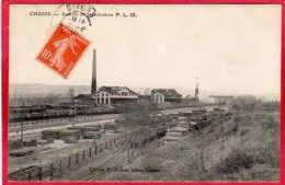 CPA 38 CHASSE Sur Rhône Ateliers D' Aglomérations P.L.M.  (  J30 ) - Autres Communes