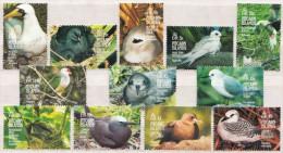 Pitcairn Used Set - Birds