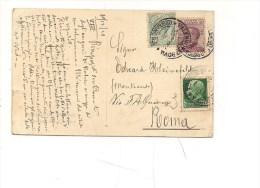 $3-4067 1929 IMPERIALE E PRECEDENTI MISTA TARIFFA DA STUDIARE. - Marcofilía