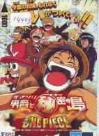 Carte Prépayée Japon * MANGA *  * ANIMATE * ANIME (14.403) Movie Japan Prepaid Card Karte - Kino