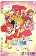 Carte Prépayée Japon * MANGA *  * ANIMATE * ANIME (14.405) Movie Japan Prepaid Card Karte - Kino