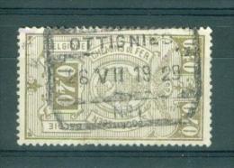 "BELGIE - OBP Nr TR 140 - Cachet  ""OTTIGNIES Nr 1"" - (ref. VL-2456) - Spoorwegen"