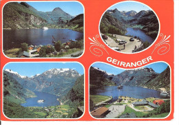NORWAY - GEIRANGER - MULTI VUES
