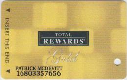 CASINO CARD - 032 - USA - TOTAL REWARDS