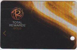 CASINO CARD - 038 - USA - TOTAL REWARDS GOLD
