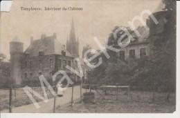 Cpa   Templeuve . Interieur Du Chateau - Belgique