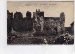 PRIZIAC - Ruines Du Château Du Dréors - Très Bon état - France