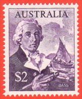 AUS SC #416 MH  1966 George Bass - 1966-79 Elizabeth II