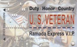 Tropicana Express Casino - VIP US Veteran - Laughlin - Nevada - USA