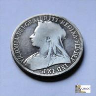 Gran Bretaña - 1 Florín - 1896 - 1816-1901 : Muntslagen XIX° Eeuw