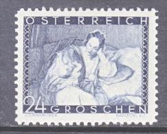 AUSTRIA  376   **  MOTHERS  DAY - 1918-1945 1st Republic