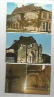 Cp , 33 , SAINT EMILION , Ed : Chatagneau , 6 Scans , LOT DE 8 CARTES POSTALES - Postcards