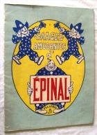 IMAGES AMUSANTES D'EPINAL PELLERIN & Cie - 1801-1900
