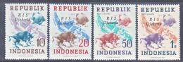 INDONESIA   62  -5 .    *    Wmk. 404   DJAKARTA - Indonesia