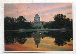 USA - AK 212391 Washington D.C. - Capitol Building - Washington DC