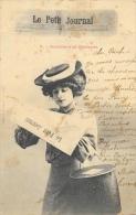 Journaux Et Lecteurs - Le Petit Journal En 1903 - Carte Précurseur - Autres