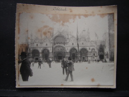 AF. Photo. 49. Ancienne Photo De La Cathédrale à Venise - Lieux