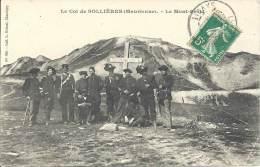 DOUANES - Col De Sollière - Maurienne - Le Mont-Froid - Douane