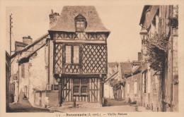 Cp , 41 , ROMORANTIN , Vieilles Maisons - Romorantin