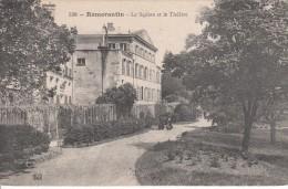 Cp , 41 , ROMORANTIN , Le Square Et Le Théâtre - Romorantin