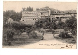 65----ARGELES-GAZOST--- L'hôtel De France---voir 2 Scans - Sonstige Gemeinden