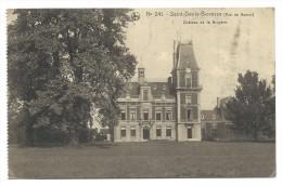 Carte Postale - SAINT DENIS BOVESSE - Château De LA BRUYERE - CPA  // - La Bruyère