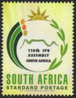 South Africa - 2008 118th IPU Assembly MNH** - South Africa (1961-...)