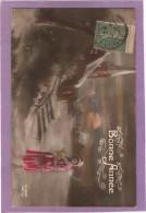Facteurs Boitiers - Herault - Octon - 31 Décembre 1919 Sur Type Semeuse Lignée - Marcophilie (Lettres)