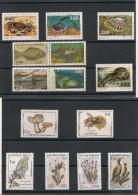 Saint Pierre Et Miquelon  Faune Et Flore Années  1990/97 Tous** Côte : 24,00 € - Collections, Lots & Séries