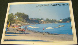 Greece Zakynthos Laganas - Greco Cards - Used - Greece