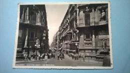 Palermo - Quattro Canti - Via Maqueda - Palermo