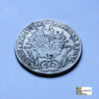 Hungría - 20 Krajczar - 1779 - Ungarn