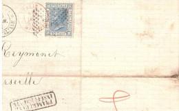 CENT20 ANN. CAGLIARI 26.GEN.71 - 1861-78 Vittorio Emanuele II