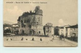 AVENZA - Rovine Del Castello Di Castruccio Castracani. - Italie
