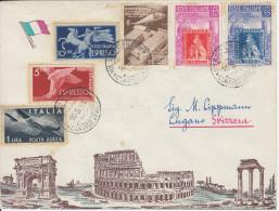 ITALY  FINE COVER 1951 - 1946-60: Usati
