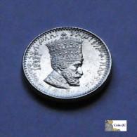Etiopia - 10 Matonas - 1923 - Aethiopien