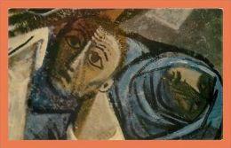 A478 / 525  02 - JEANTES LA VILLE Eglise Descente De La Croix Charles EYCK - France
