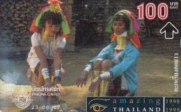 THAILAND(L&G) - Amazing Thailand 1998-1999, TOT Telecard 100 Baht, CN : 826K, Used - Thailand