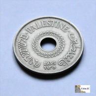 Palestina - 20 Mils - 1935 - Sonstige – Asien